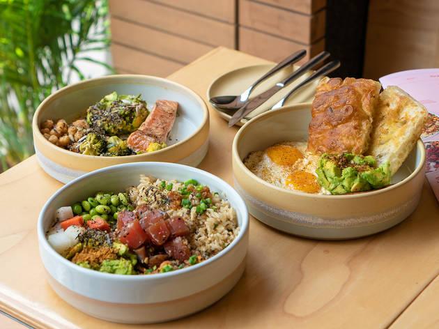 3 เมนูเพื่อสุขภาพดี จาก The Power Eats แถมมีบริการจัดส่งอาหารฟรีในกรุงเทพฯ