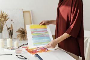 ศิลปะจะช่วยเสริมสร้างให้ใจเราเย็นยิ่งขึ้น